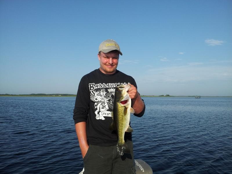 Orlando magic lake toho central florida bass guides for Bass fishing guides orlando fl