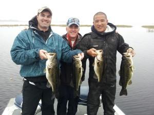 Lake Toho Fishing