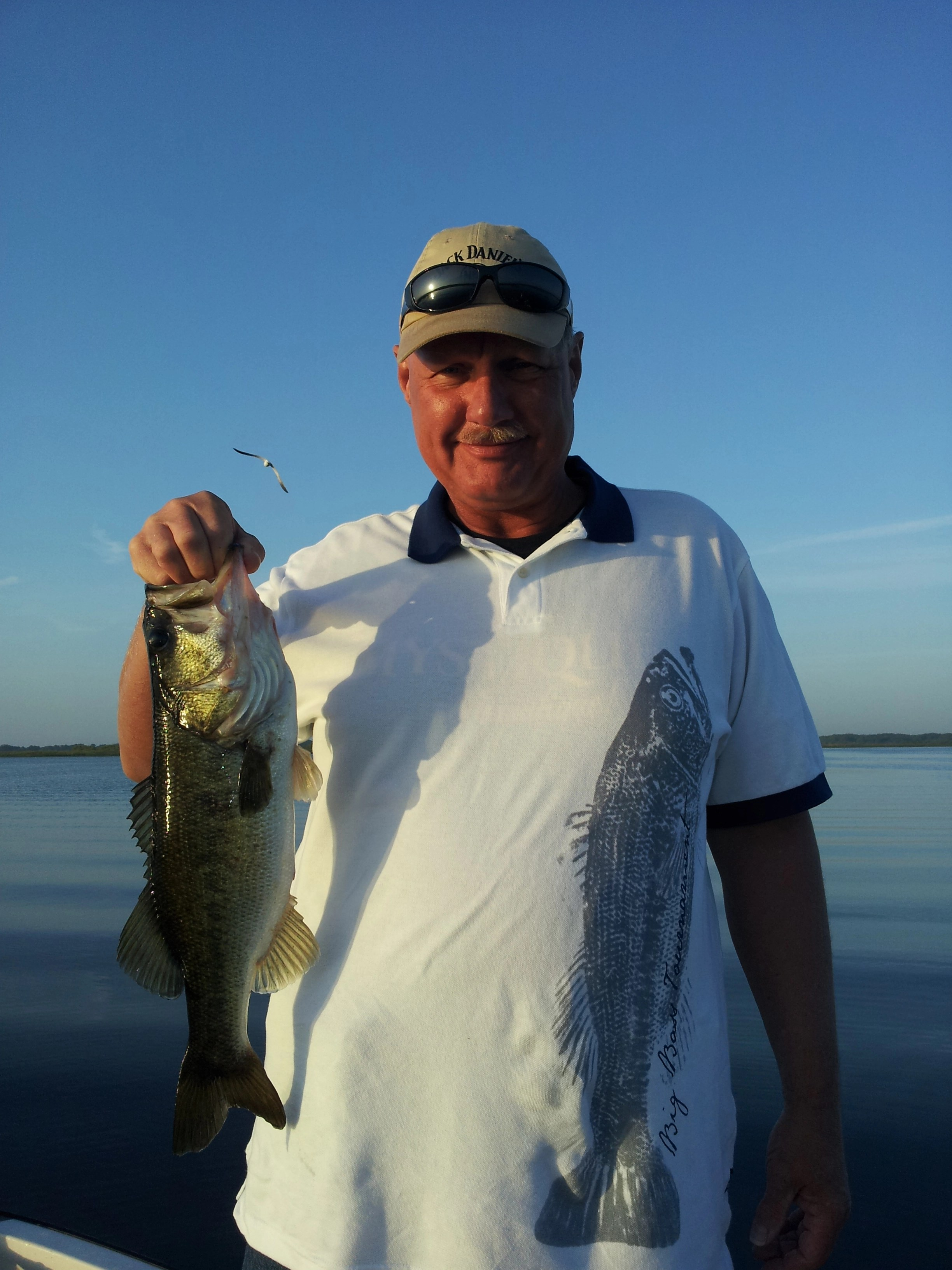 Central florida bass fishing archives lake toho guides for Franks great outdoors fishing report