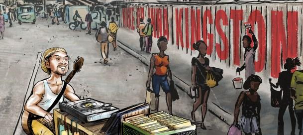 Wake Up Inna Kingston Cover Artwork News