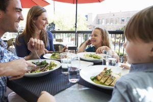 5 Healthy Tips for Dining Out