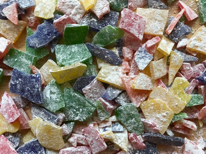 Old-Fashioned Hard Candy