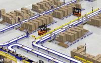 Conveyor System Design Services, Engineering | Material ...