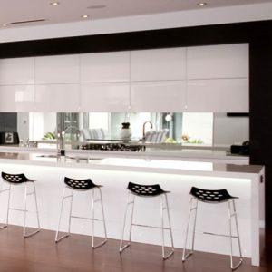 ModernTraditional Bastian Wardrobes Kitchens Custom
