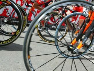 Corsa ciclistica Decimo Gran Premio San Lorenzo a Bastia Umbra