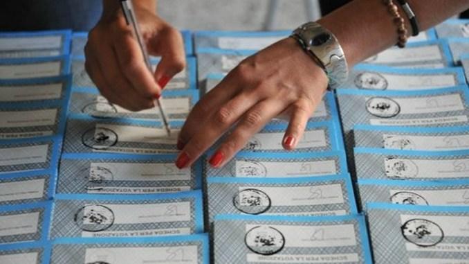 Avviso per i cittadini con tessera elettorale esaurita o smarrita
