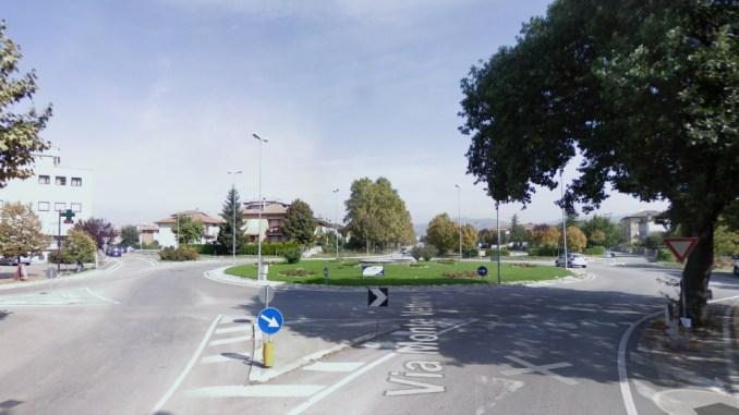 Traffico pesante via san Bartolo Monte Vettore Pd replica a Morettini