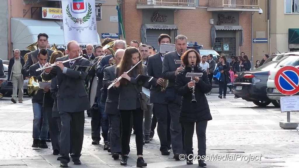 Banda di Costano, non annullata celebrazione 70esimo anniversario