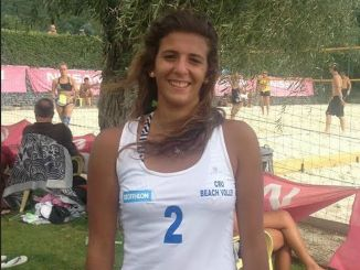 Beatrice Meniconi martello della School Volley Bastia