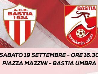 Presentazione settore giovanile Bastia Calcio