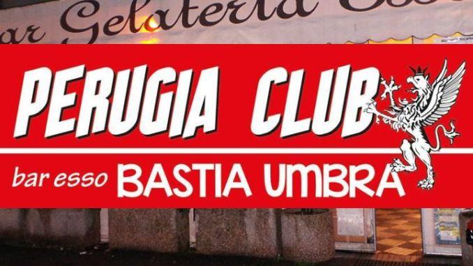 Perugia Club Bastia Umbra, anno secondo, al Bar Esso a Bastiola