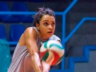Valeria Belli alla corte della School Volley Bastia