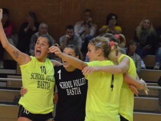 Cuore e grinta School Volley Bastia ricetta capitan Tosti