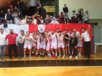 Bastia Basket batte Spoleto e conquista la salvezza. I bastioli sono passati per 72 a 57 Bene anche Alunni, Garofoli, Battiloro, Foiano e Bandinelli