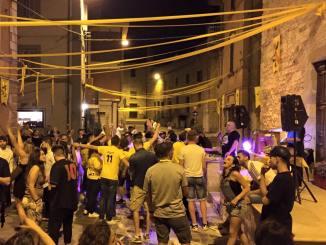 Musica fino a tarda notte con il Rione Sant'Angelo