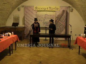 Canto Di Natale a Bastia con il laboratorio Teatrale dell'Università Libera