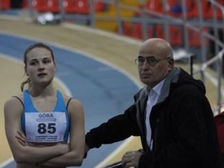 Nadine e Giovanni, due primati regionali nell'atletica leggera a Bastia