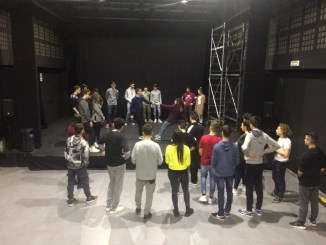 Iniziative di spettacolo e di confronto con gli studenti a Bastia Umbra