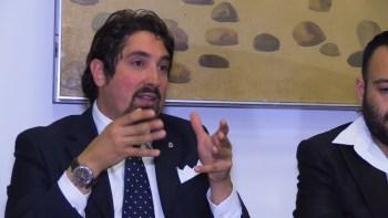l Bastia si riprende, commenti tra assessore Franchi, gli sportivi e presidente Mammoli