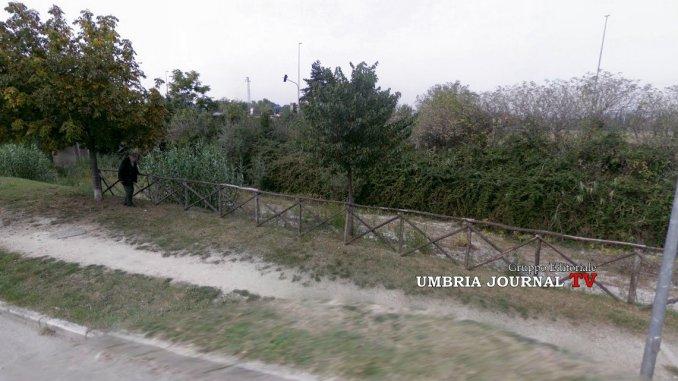 Argine torrente Tescio a Bastia Umbra approvato progetto