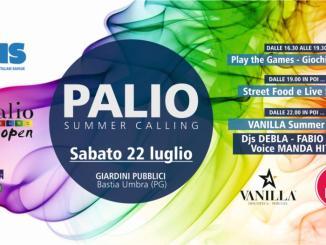 Palio Summer Calling, Bastia Umbra festeggia l'estate
