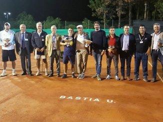 Tennis Country Sporting Club, Torneo Città di Bastia, i vincitori