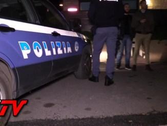 Calci e pugni ai poliziotti. Arrestato giovane di Bastia Umbra