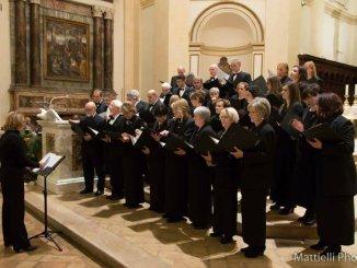 Cantori di Assisi e il concerto di Natale ad Ospedalicchio