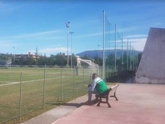 Lavori impianto sportivo di Ospedalicchio, saranno terminati ad aprile