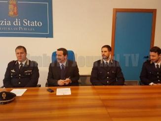 Furti nei garage a Bastia Umbra, presa la banda criminale, 5 arresti