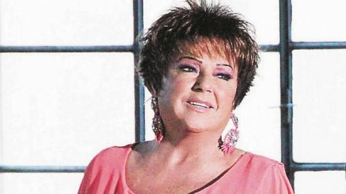 Orietta Berti alla Sagra della Porchetta con 50 anni di musica, domani sera a Costano