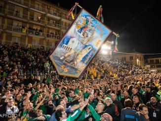 Delirio verde! Il Rione San Rocco vince il Palio 2018