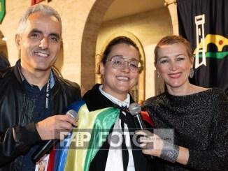 """Palio de San Michele, Federica Moretti: """"Grazie a tutti per quello che avete fatto"""""""