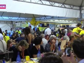 Gara gastronomica Palio, il viaggio nella taverna di Sant'Angelo