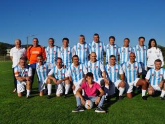 Torneo Nazionale over 40, Ultimi calci, vince Fiuggi, Bastia seconda