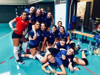 Bastia Volley a punteggio pieno: Castel dell'Aquila è ko!