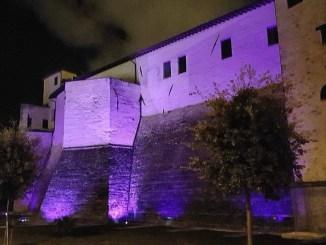 Lotta al tumore al pancreas Rocca Baglionesca sarà viola