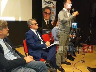 Presentazione Lucio Raspa coalizione ''Alternativa civico-progressista''