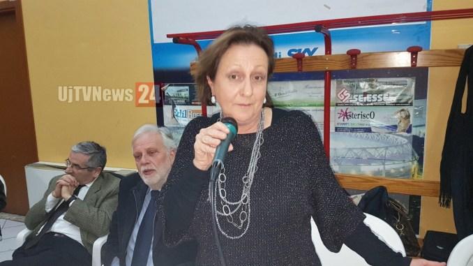 Paola Lungarotti a Cipresso, c'era sindaco, assessori e Marilena Marino