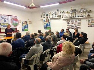 Elezioni, Catia Degli Esposti a Campiglione, tradizione e verde da valorizzare