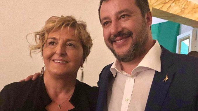 Salvini fa auguri a Zuccarini e annuncia suo arrivo in Umbria, in video di Lorella Gervasi