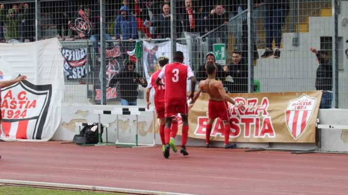 Bastia calcio - Tuttocuoio, domenica tutti allo stadio