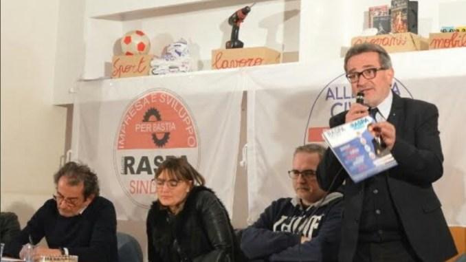 Impresa e sviluppo per Bastia per Lucio Raspa, idee chiare