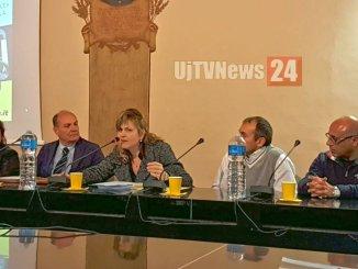 Laura Servi del Movimento 5 stelle di Bastia ha presentato la sua giunta