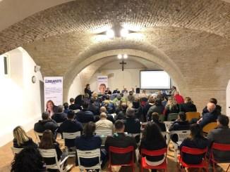 Paola Lungarotti incontra il Centro storico di Bastia, sociale, cultura e Prg