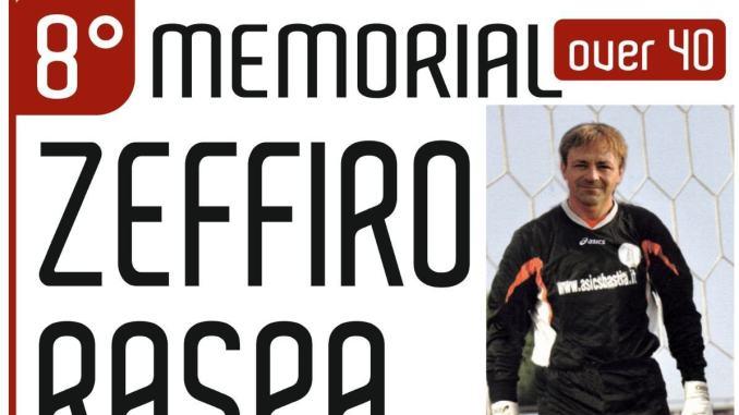 Memorial Zeffiro Raspa calcio ad 11 over 40 a Ospedalicchio