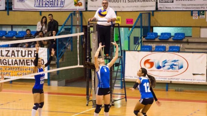 Serie C, Bastia Volley, confermata Tabai, Ercolanoni e Buzzavi