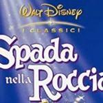 La spada nella roccia, 10 agosto, i grandi classici Disney
