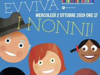 Il 2 ottobre Festa dei Nonni alla Biblioteca Comunale di Bastia Umbra