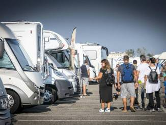Mondo caravan protagonista ProKuch progetto Ms Service Bastia Umbra
